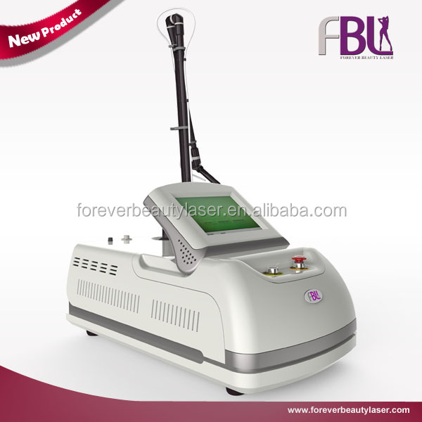 RF tube home use co2 fractional laser