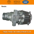 OEM A356-T6 aluminum gravity casting in blasted