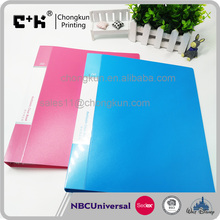A4 PP Plastic Filing Document Case File Folder for Office Stationery