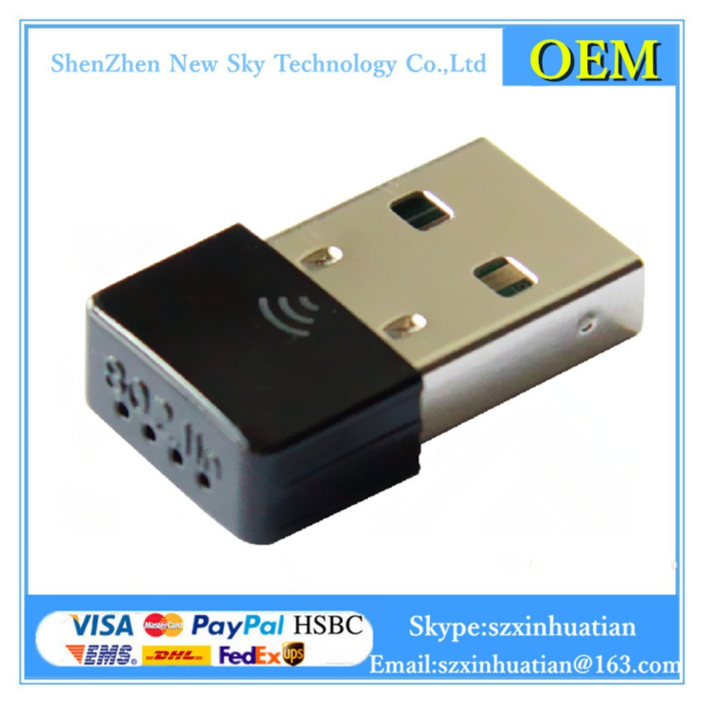 802.11 b/g/n USB WIFI Dongle RT5370 USB wireless Adapter 150Mbps