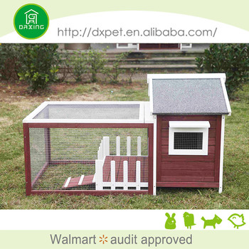 Eco-friendly cheap price china supplier rabbit hutch designs