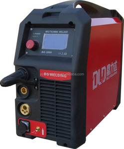 welding inverter 3 in 1 Digital IGBT Pulse Mig Tig MMA Welding Machine