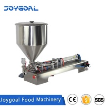 JOYGOAL new semi automatic toothpaste tube filling sealing machine with high quality