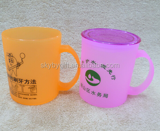 Drink Water Coffee Mug raw materials for disposable plastic cup