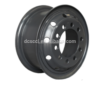 7.00T-16 16 inch steel wheel rims for wholesale