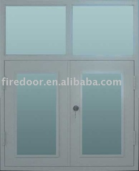 Fire rated window