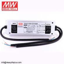 Mean Well 150W ELG-150-C2100B 2100mA Constant Current Dimmable LED Driver