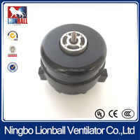 UL approval double feet unit bearing Commercial refrigerator parts motor