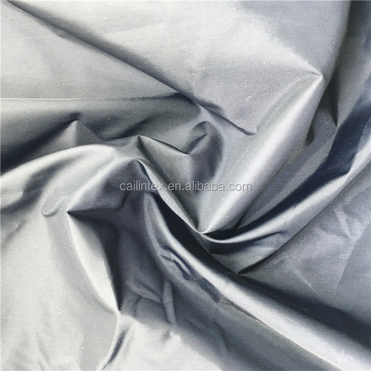 Hot Sell Polyester Pongee Fabric for Down Coat and Jacket