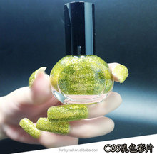 Pantone Color Private Label Girls Beauty Nail Polish/Regular Nail Enamel Free Sample