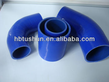 High performance auto 135 degree/straight silicone radiator hose kit