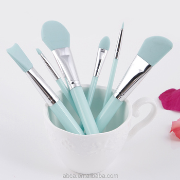 High quality cosmetic beauty Tool silicone makeup brush