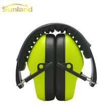 Durable best hearing protection kid ear muffs