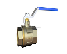 S1501 00 CE 600 wog full bore BSPlong life full port long level SS handle Brass Ball Valve