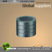 Die Formed Packing Carbon Graphite Gland Packing Ring