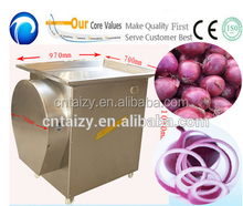 200kg/h Stainless Steel widely used electric onion chopper