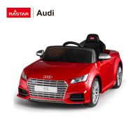 Rastar Audi TTS 2.4G kids ride on toys Electric Kids riding Car for kid