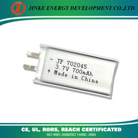 China battery manufacture 2016 new invention 3.7v lipo battery protection circuit module