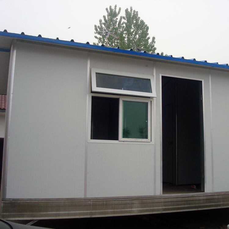 Different Models of portable toilet and shower room coffee bar for sale prefabricated house labour camp Best price high quality
