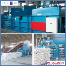 19 years factory CE, ISO, TUV, SGS certification in packing boxes industry semi-automatic corrugated paper compactor