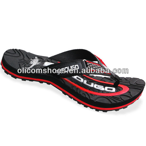 Fashion and soft chinese men nude beach walk slipper