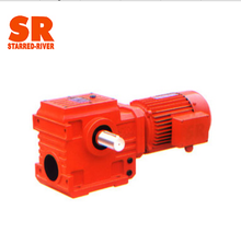 china helical manual worm windmill gearboxes with speed reducer