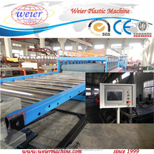 WPC Board Machine, PVC WPC Foam Board Extrusion Machine, PVC Foamed Board Production Line