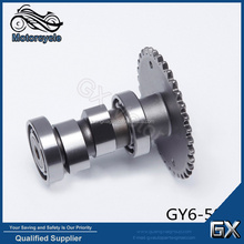 Motorcycle/Scooter Engine Parts Camshaft GY6-50 Camshaft Gear