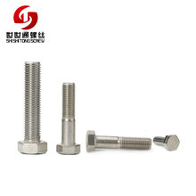 Fast Delivery Top Quality Hexagon Head M6 M5 M4 M3 Dental Implant Titanium Screw