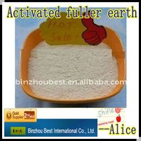 Buy best activated fuller earth for lard oil decolor in China on ...