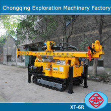 XT-6R New Design Crawler Bore Pile Machine With Diamond Wire-line Coring Drilling