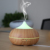 China manufacture hot selling essential oil 500ml wood grain aroma diffuser