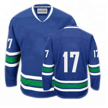 High Quality Custom Made Team Breathable Ice Hockey Jerseys