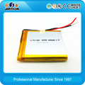 Li-Polymer 106168 4000mAh 3.7v Rechargeable battery