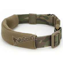 High quality cheap 2017 tactical training dog collar with nylon material
