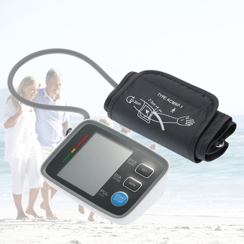 High quality and good price  Arm upper digital Blood Pressure Monitor electric