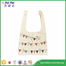 Eco-friendly recycled high quality cheap promotional wholesale manufacturer custom tote bag