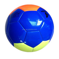 Customize latest design PU/PVC/TPU different size training football