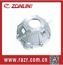 ZL-OE2001 OEM high quality CNC machined aluminum die casting engine clutch housing for BEIJING NULL RB491 1601011RB491