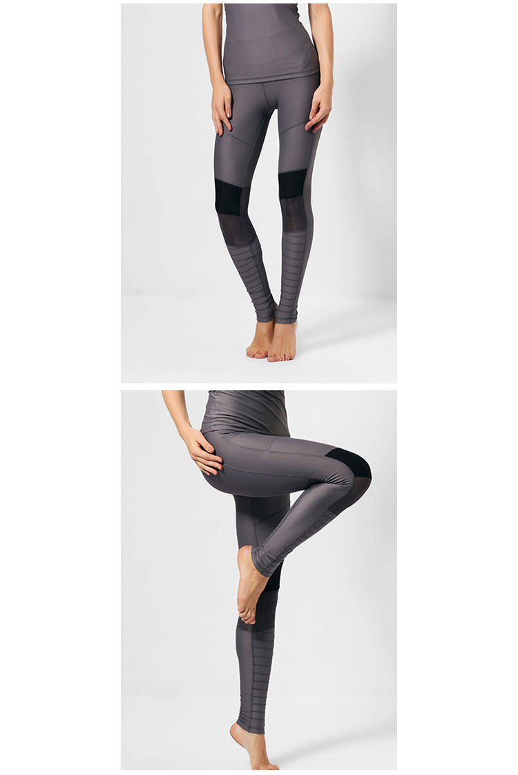 2018 blank activewear manufacturer custom logo high waisted compression yoga gym sports fitness leggings for women wholesale