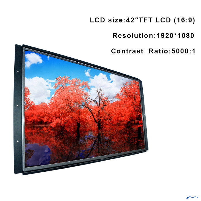 42 inch open frame 1080p china led tv monitor