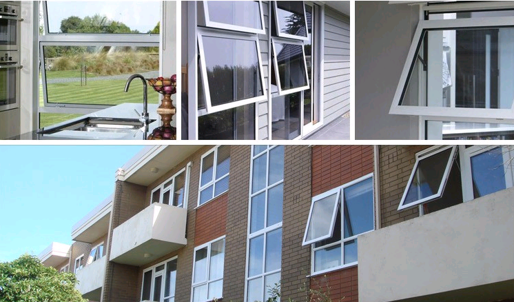 Beautiful design aluminium window
