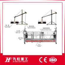 High Quality Wall cleaning ZLP machine suspended platform