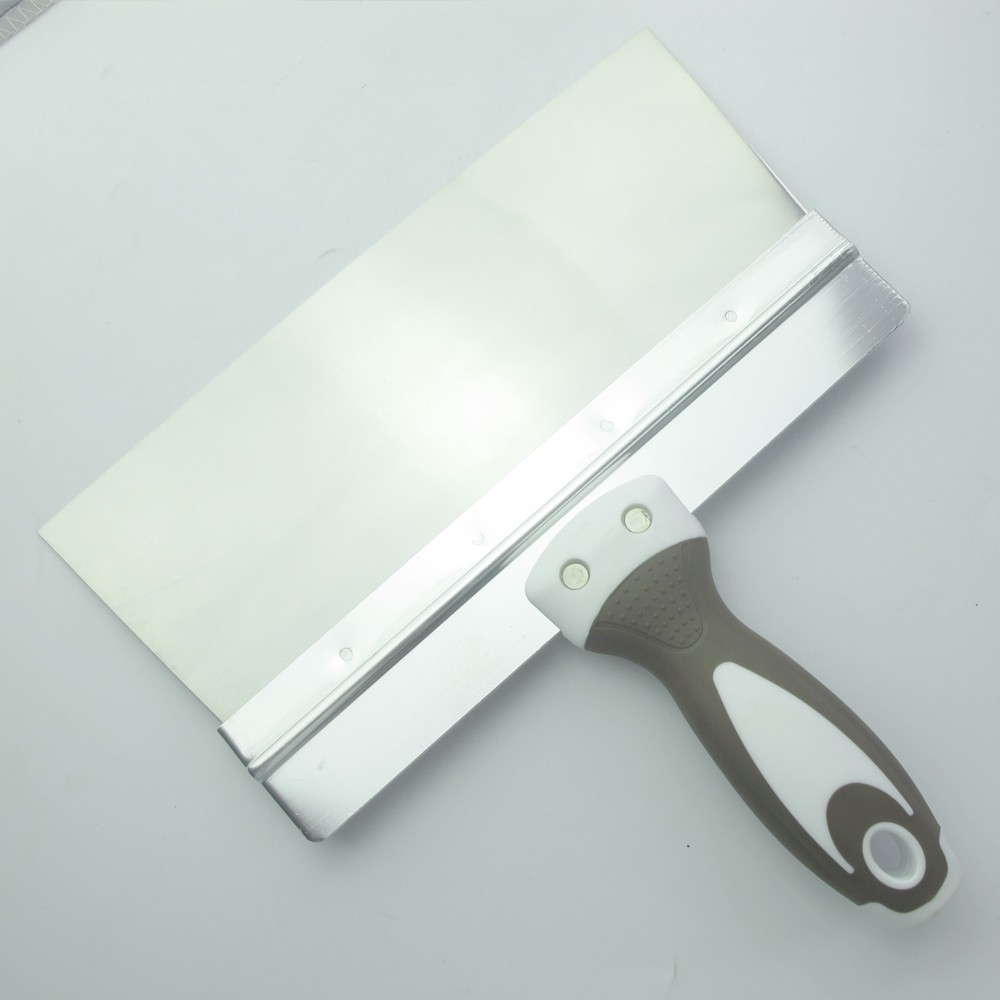Lary rubble plastic handle fine polishing wall scraper