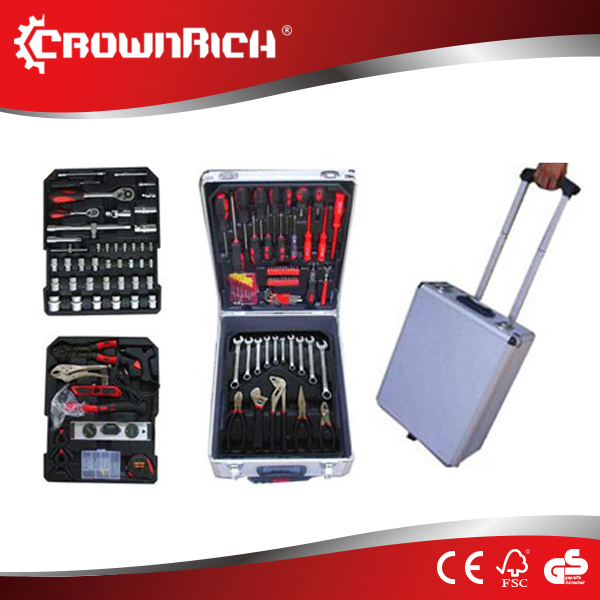 186pcs Auto Motorcycle tool kit/auto mechanic tools