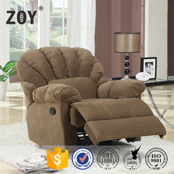 china wood modern single seater sofa chairs sofa recliner ZOY-92560-51