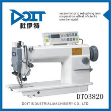DT03820 Best-selling usefull The upper and lower feed automatic shear line thick material sewing machine