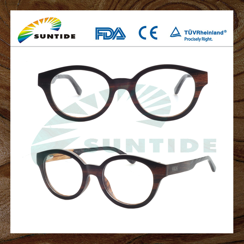 Promotional Gift Wood Glasses Frame For Optical Use - Buy ...