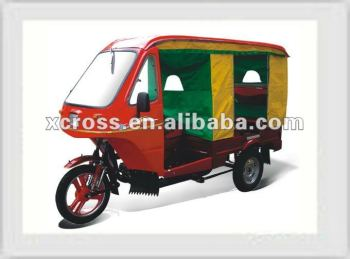 150cc Passenger Tricycle, 4 seat, XT 150PB