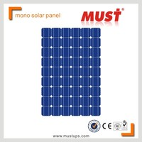 High efficiency Best quality 220w monocrystalline solar panel pv modules